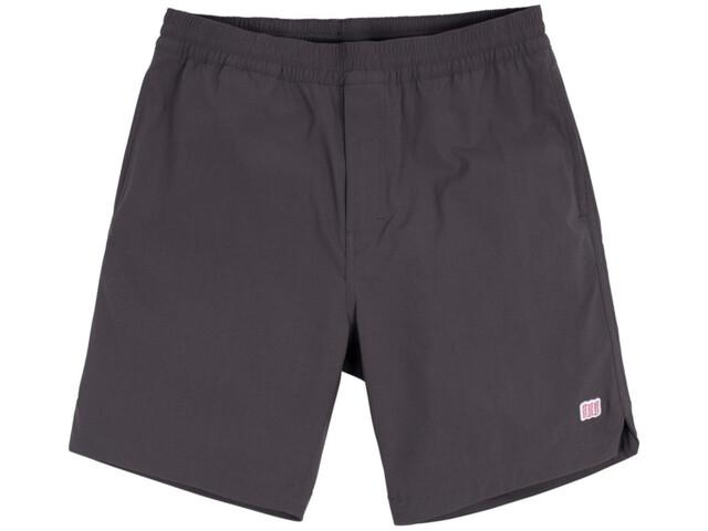 Topo Designs Global Shorts Men, charcoal